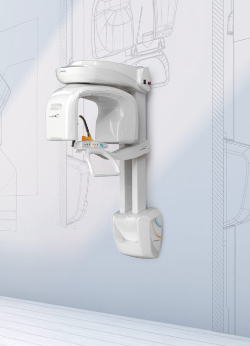 I-Max 3D en situation, imagerie